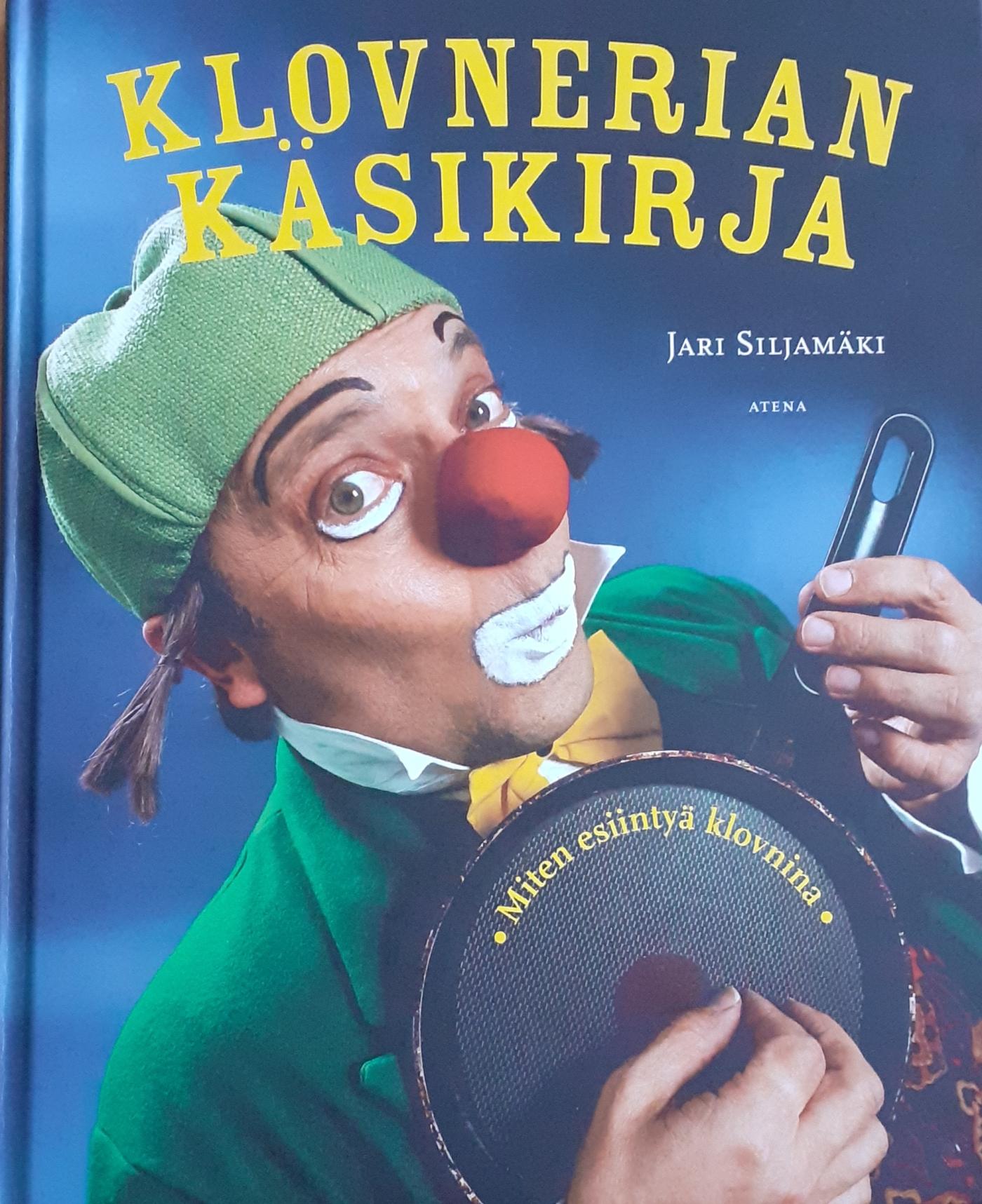 Jari Siljamäki Klovnerian käsikirja